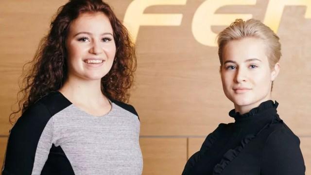 Forbes avalia a fortuna individual das irmãs Andresen em US$ 1,2 bilhão (R$ 3,95 bilhões) (Foto: Frédéric Boudin/Ferd )