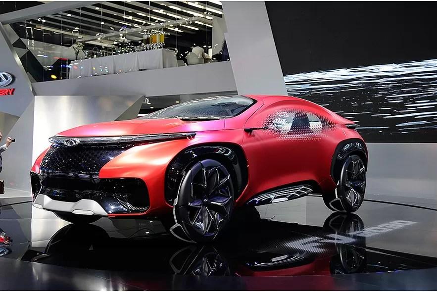 Coolest Car In The World Wallpaper Fotos Sal 227 O De Pequim 2016 Auto Esporte Fotos