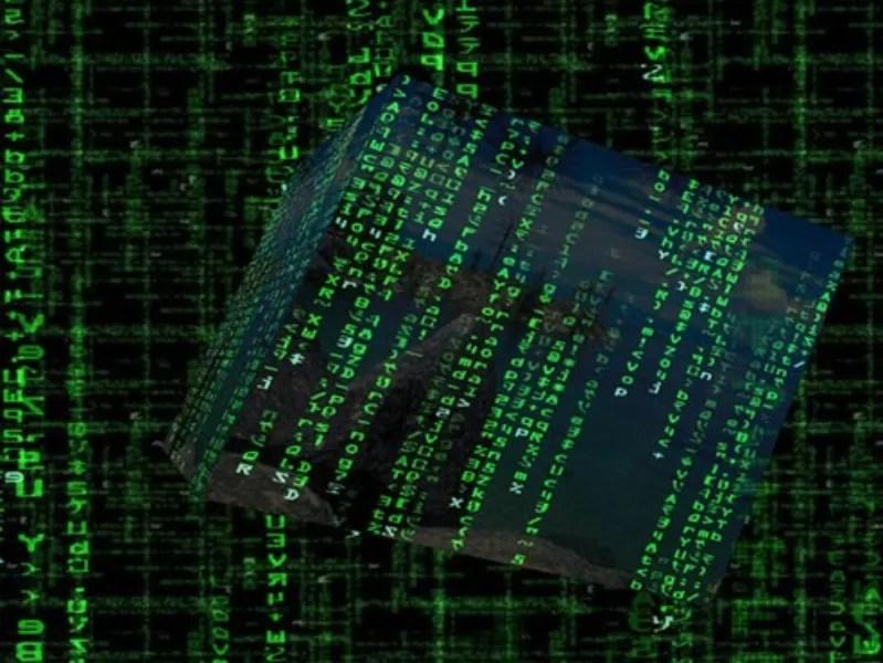 3d Cube Desktop Wallpaper Prote 231 227 O De Tela 3d Matrix Download Techtudo