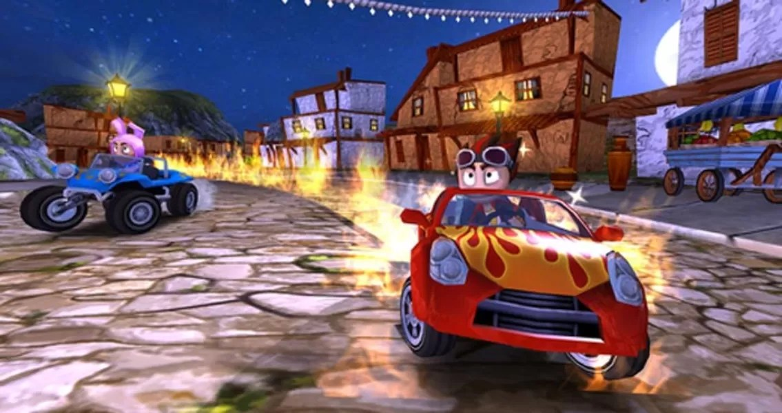 Free Animated Desktop Wallpaper Beach Buggy Racing Jogos Download Techtudo