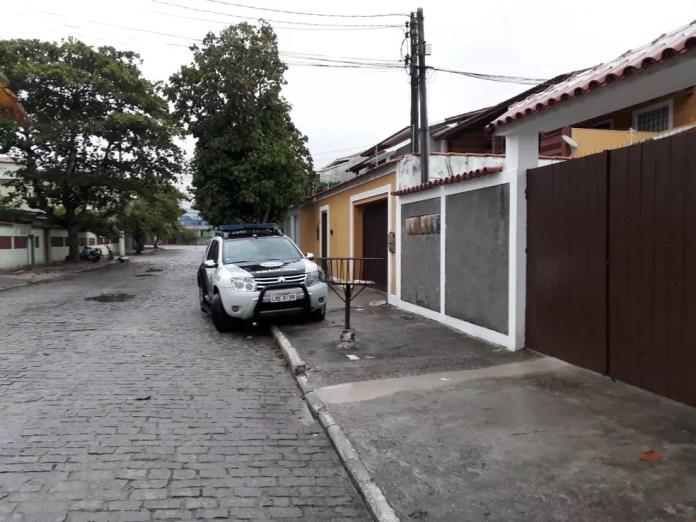 Alair Corrêa é alvo de mandado em operação (Foto: Claudia Almeida/Inter TV)