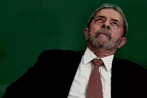 O ACUSADO O ex-presidente Lula. Aos olhos do Ministério Público, ele precisa ser investigado por sabotar a Lava Jato(Foto: EVARISTO SA/AFP)