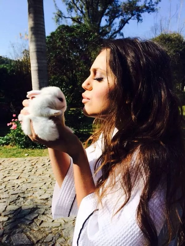 Jéssika Alves (Foto: Dell Santhos/Revista Playboy)