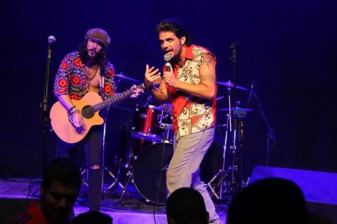 Marcus Menna retoma rotina de shows após se recuperar das sequelas de uma parada cardiorrespiratória (Foto: Roberto Wertman/Divulgação)