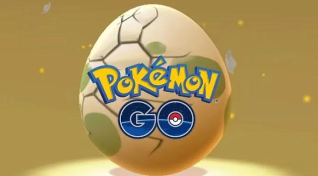 Pokémon Go troca dinâmica de alguns ovos (Foto: Divulgação/Niantic)