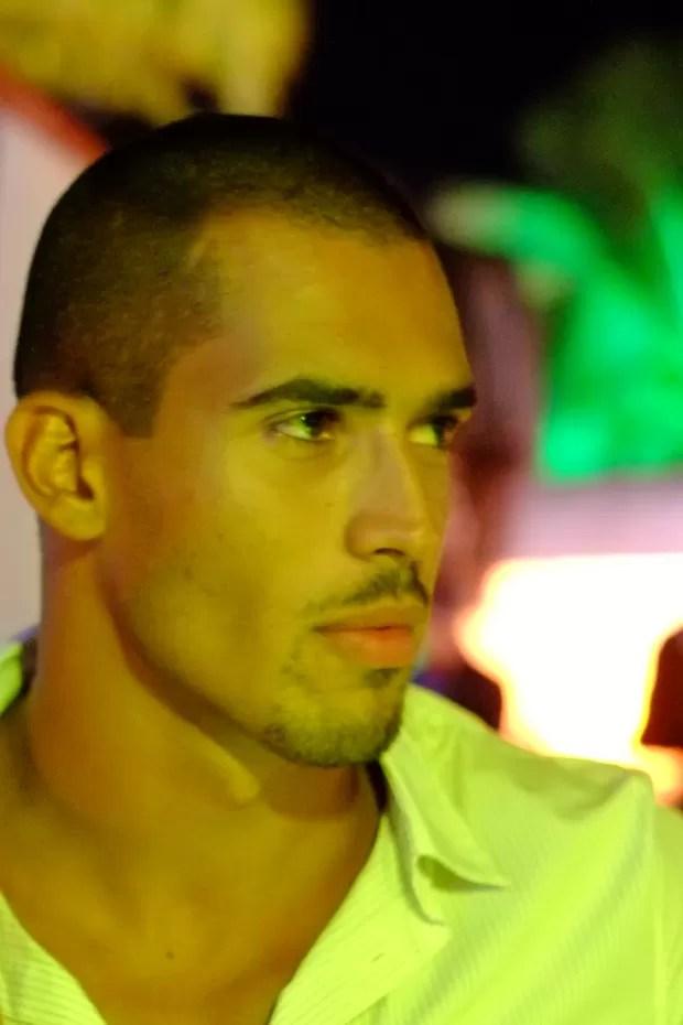 Rodrigo West (Foto: Arquivo Pessoal)