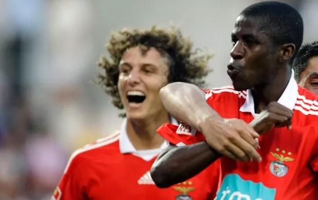 ramires david luiz benfica (Foto: Reuters)  Ramires e David Luiz reencontram Benfica na final da Liga Europa ramires reu