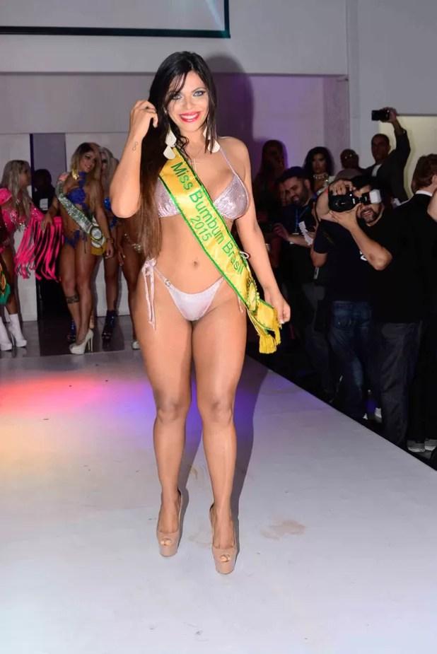 Suzy Cortez - Ganhadora Miss Bumbum 2015 (Foto: Leo Franco / AgNews)