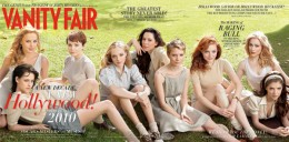 In 2010 Vanity Fair published a feature about the new stars of Hollywood and included no people of color.
