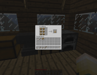 how to make a wooden door in minecraft - How to Make ...