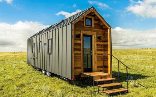 Medium Of Tumbleweed Tiny House