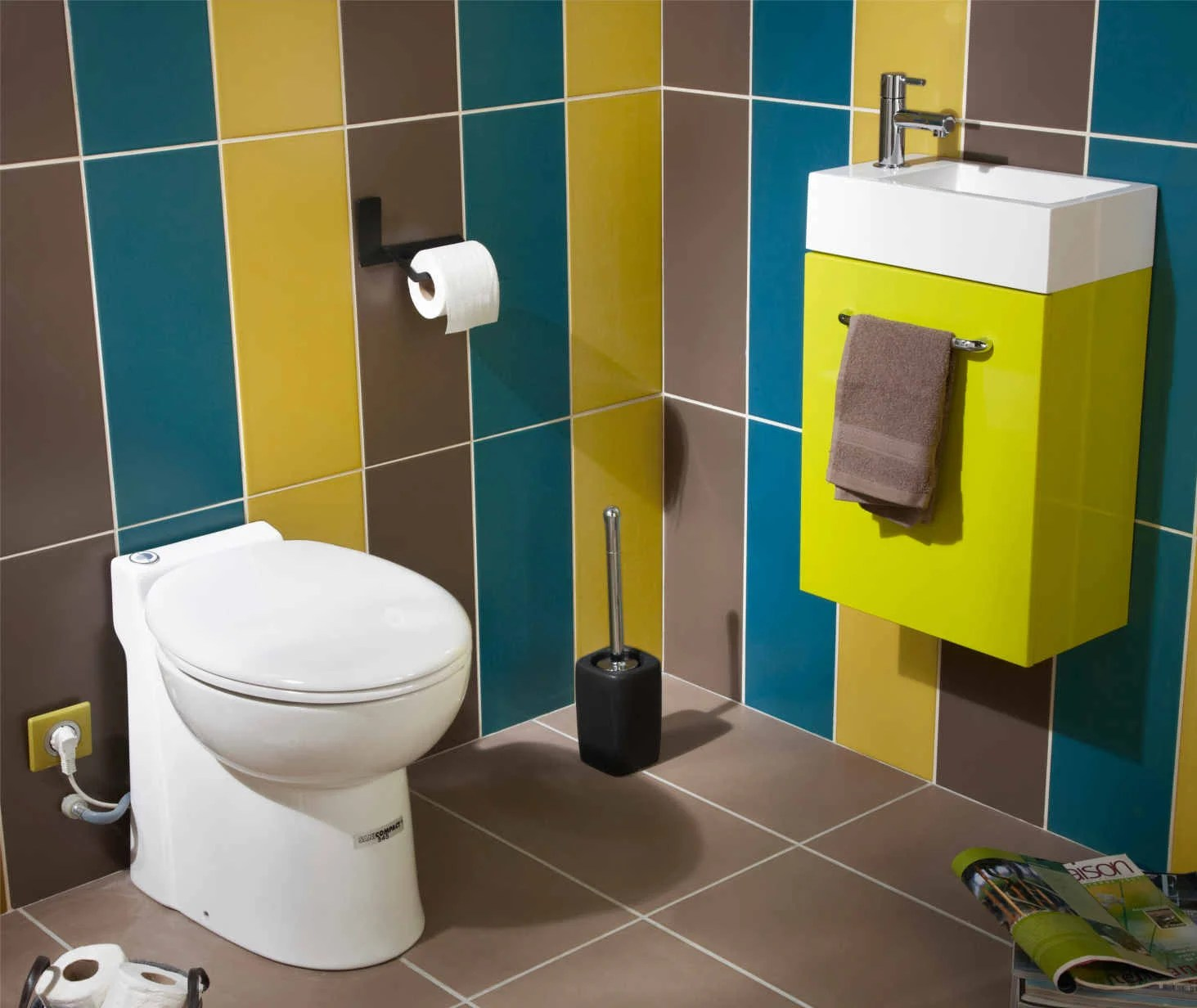 Abattant Wc Leroy Merlin Comment Choisir Son Wc Broyeur ? | Leroy Merlin
