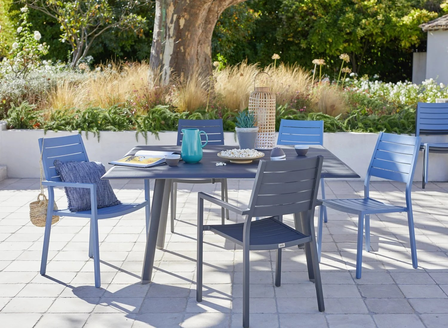 Salon De Jardin Pour Terrasse Appartement La Nouvelle Collection De Salon De Jardin 2019 Leroy Merlin