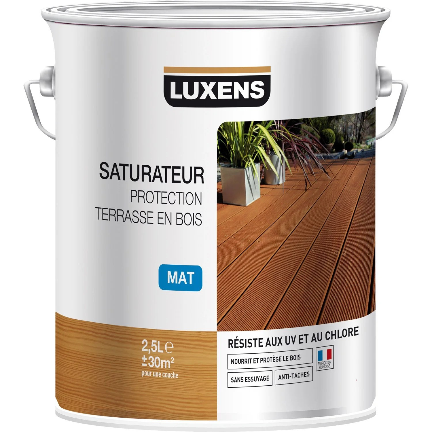 Saturateur Terrasse Bois Leroy Merlin Saturateur Luxens Saturateur Protection Terrasse En Bois 2