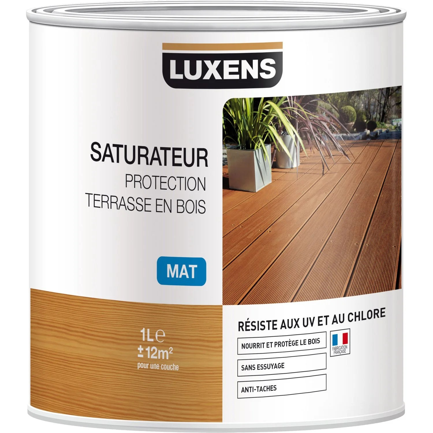 Saturateur Terrasse Bois Leroy Merlin Saturateur Luxens Saturateur Protection Terrasse En Bois 1