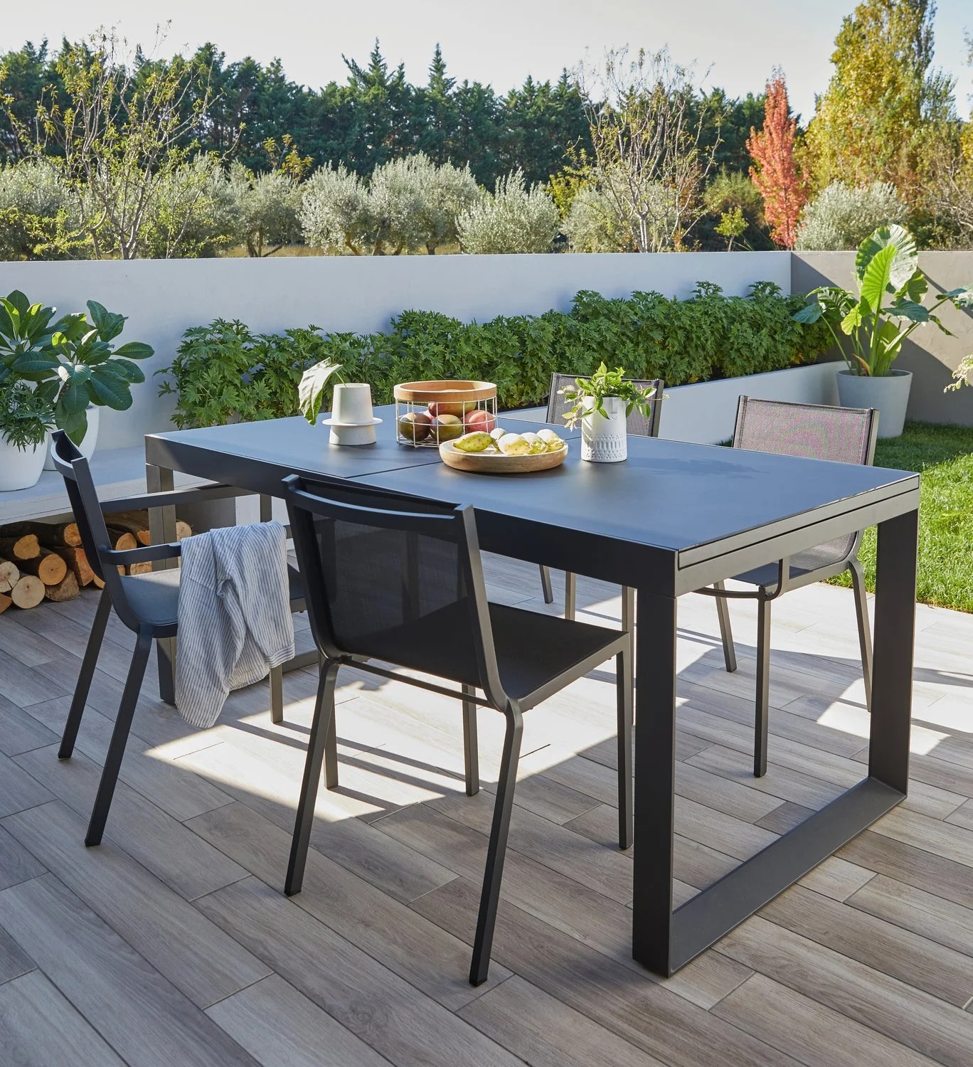 Mobilier Exterieur Tunisie La Nouvelle Collection De Salon De Jardin 2019 Leroy Merlin