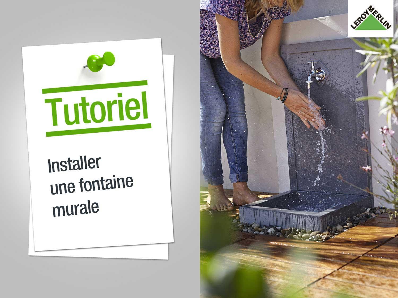 b7e58e7a0ad406 Comment Installer Une Fontaine D intérieur   Comment Poser Des ...