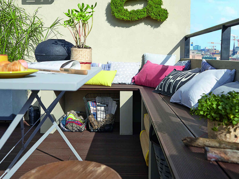 Amenager Terrasse Toit | Amenagement D Une Terrasse Great Amnagement ...