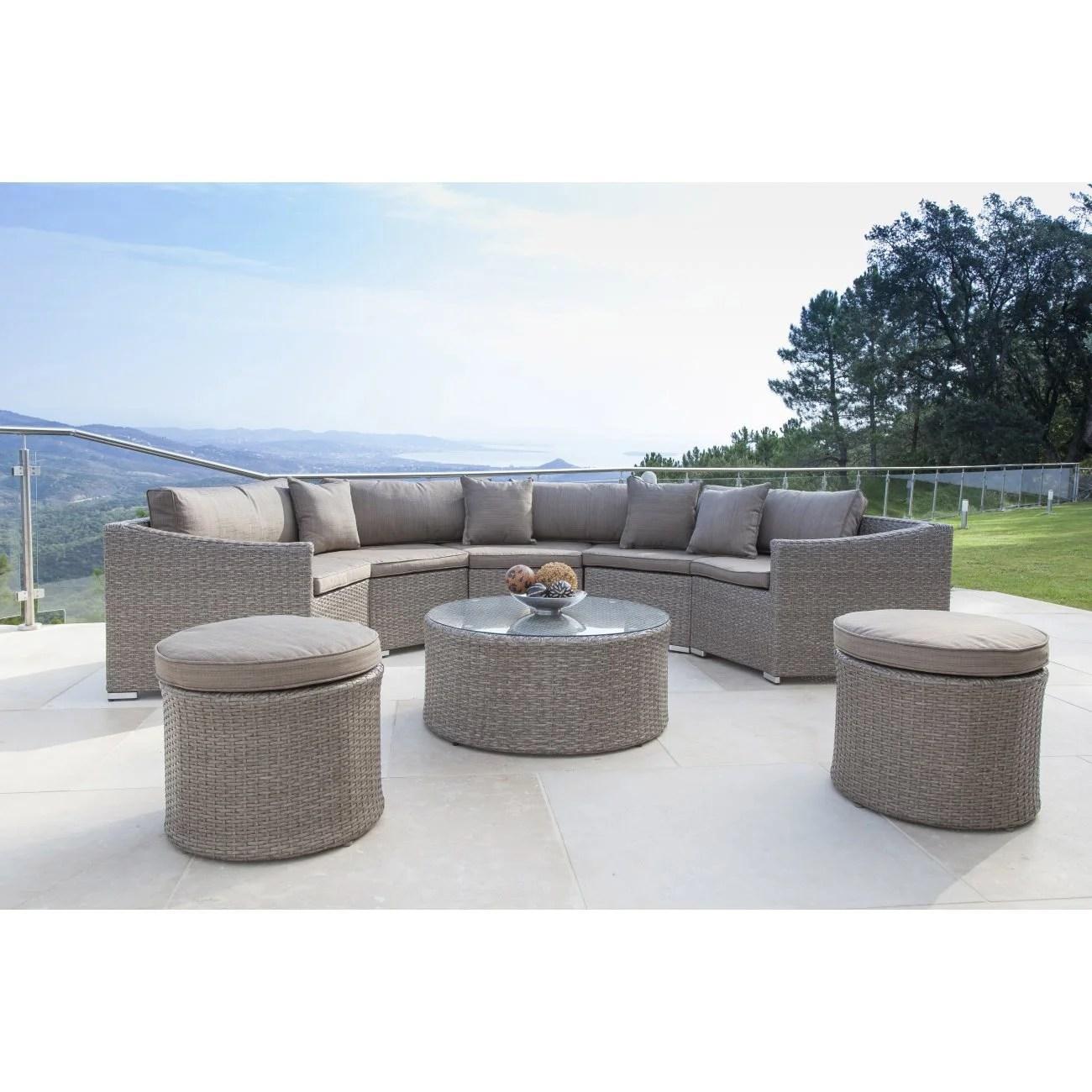 Best Salon De Jardin Gris Maloya Images - House Design - marcomilone.com