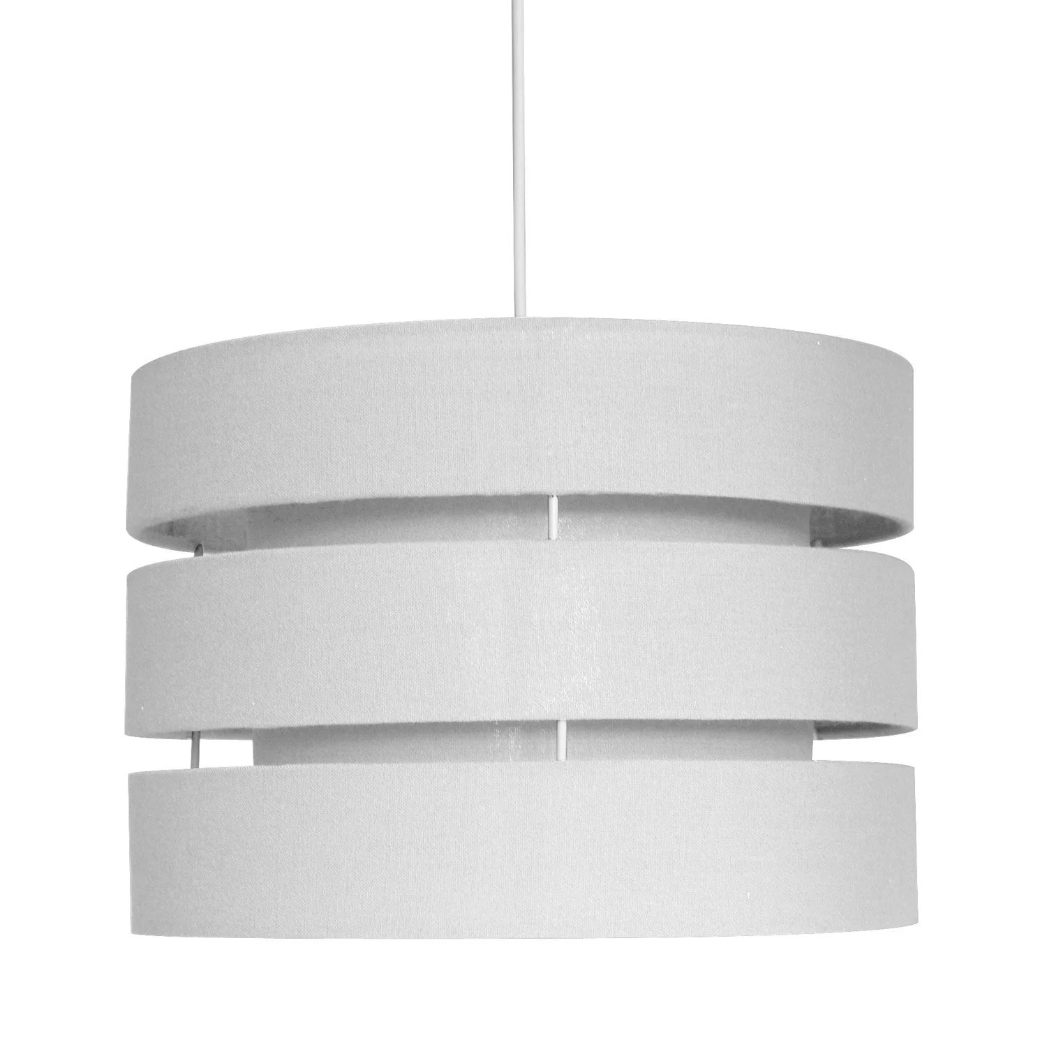 Suspension Lin Suspension E27 Design Darling Lin Blanc 1 X 40 W Seynave