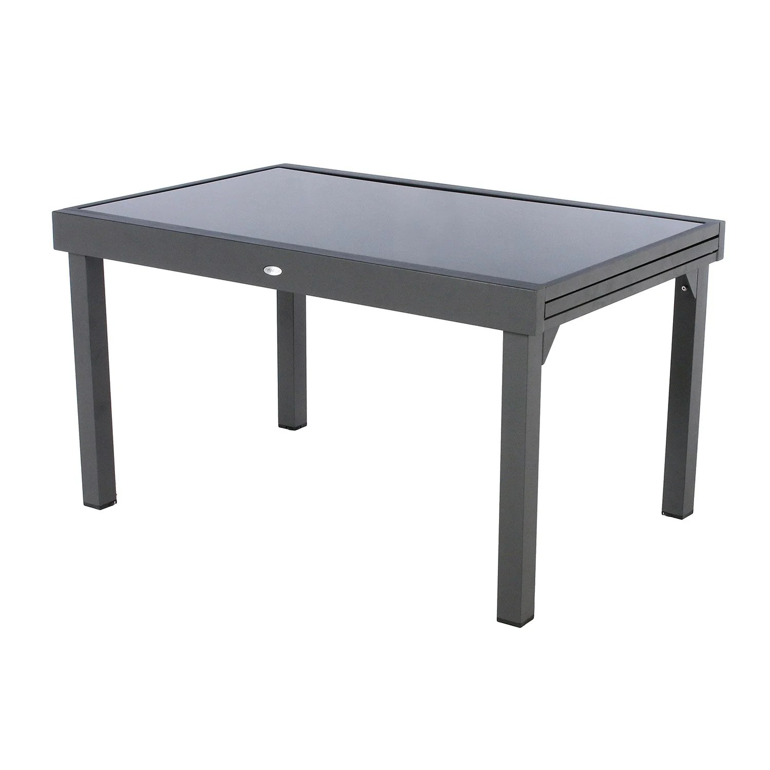 Housse De Protection Salon De Jardin Rectangulaire Table De Jardin Hesperide Piazza Rectangulaire Gris 12