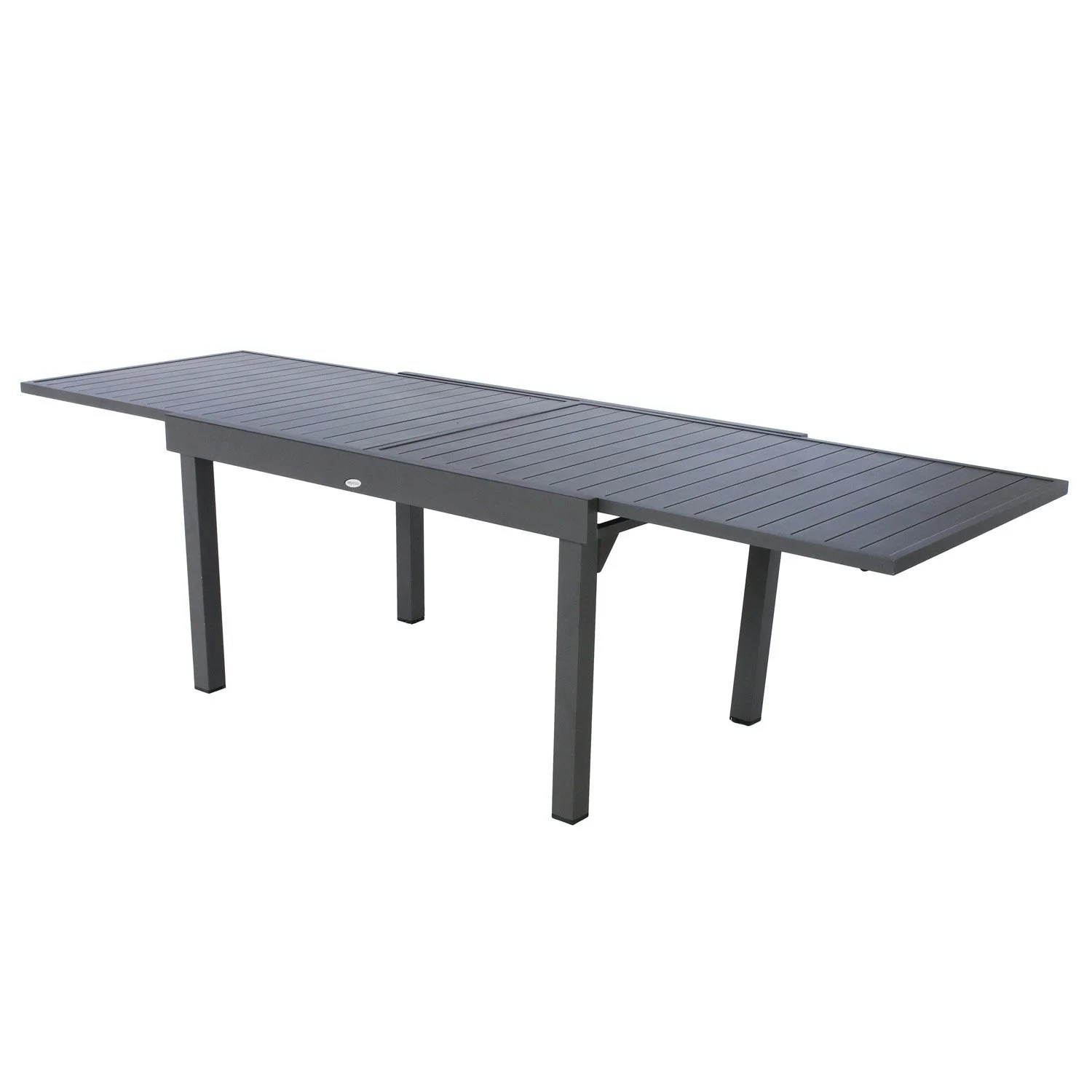 Table Et Chaise De Jardin Hesperide Table De Jardin Hesperide Piazza Rectangulaire Gris 10