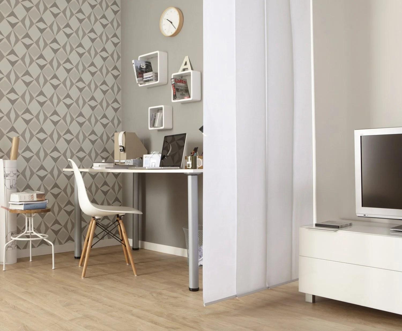 Bureau Pour Un Salon : Espace bureau dans salon les intérieurs des chambres salon