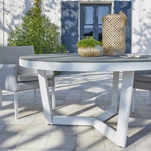 Housse De Protection Salon De Jardin Carrefour Salon De Jardin, Table Et Chaise - Mobilier De Jardin