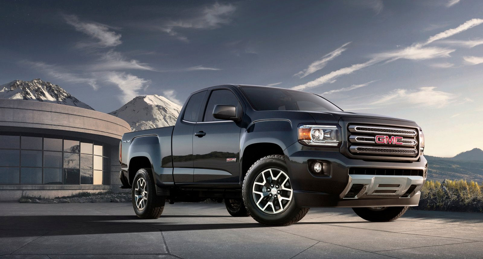Off Road Cars Hd Wallpapers 2015 Gmc Canyon Macho Mid Size American Truck Paul Tan