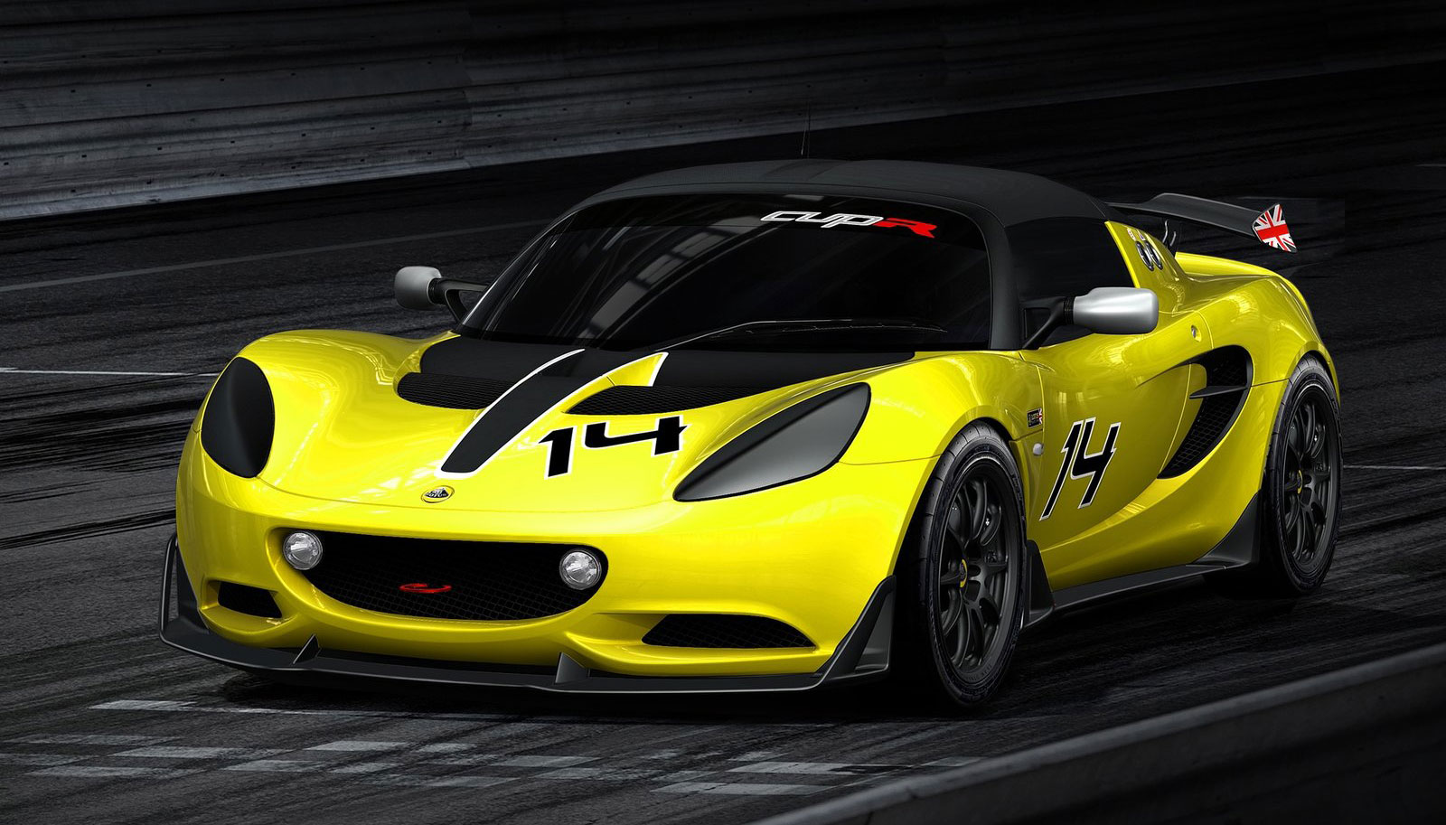 Entry9 Lotus Elise S Cup R New Entry Level Track Car Paul Tan