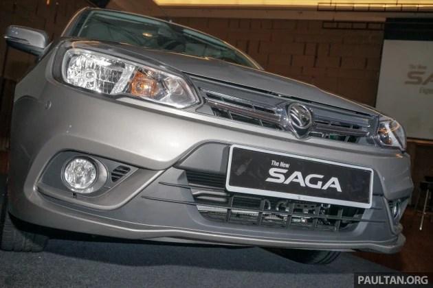 GALLERY New Proton Saga spec-by-spec comparison