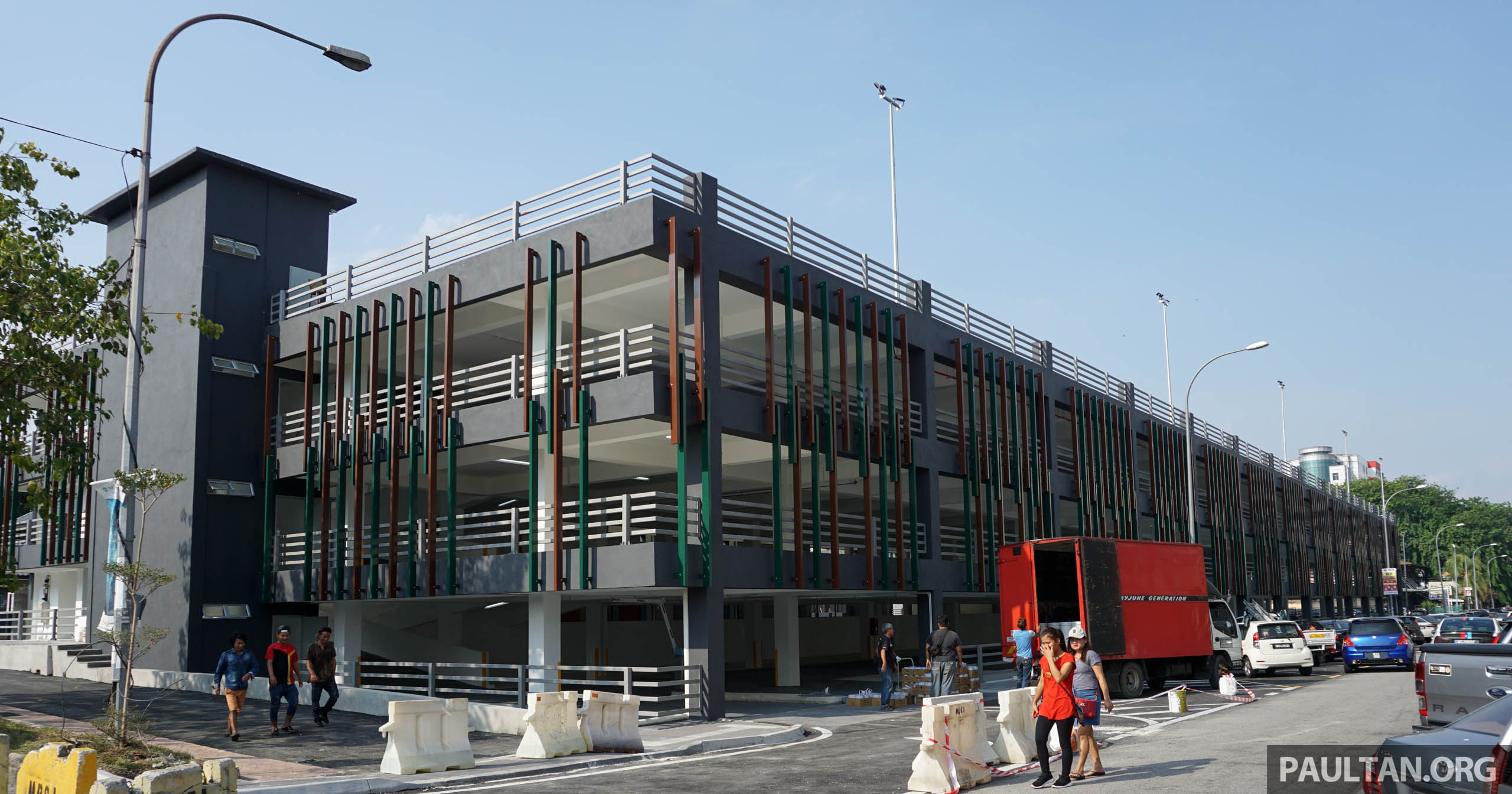 S2 Car Parking New Multi Storey Car Park In Ss15 To Open On July 24