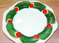 Vegetable Plate Decoration Recipe | Just A Pinch Recipes