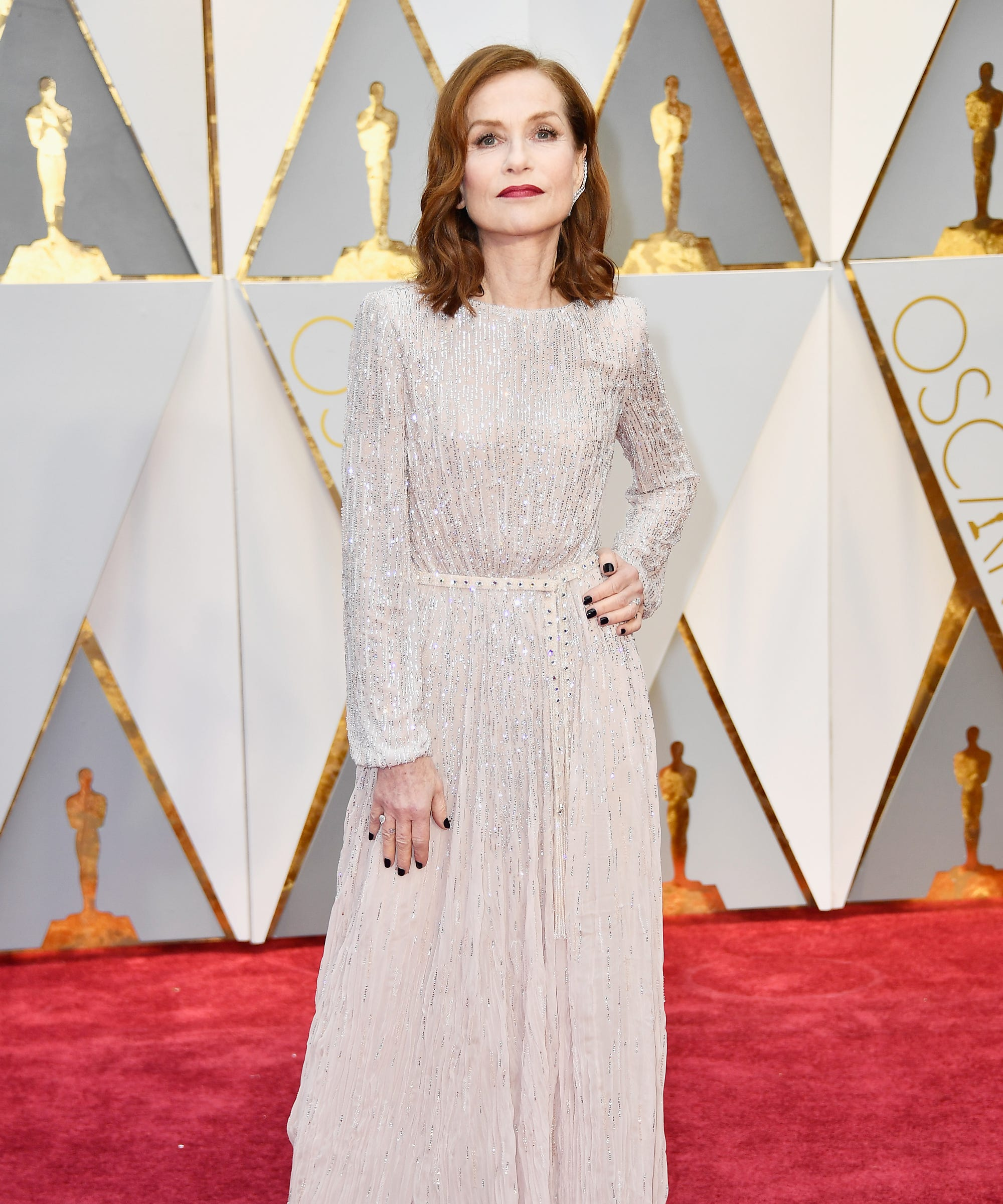 Roter Teppich Los Angeles Oscars Looks Kleider Outfits Red Carpet Roter Teppich