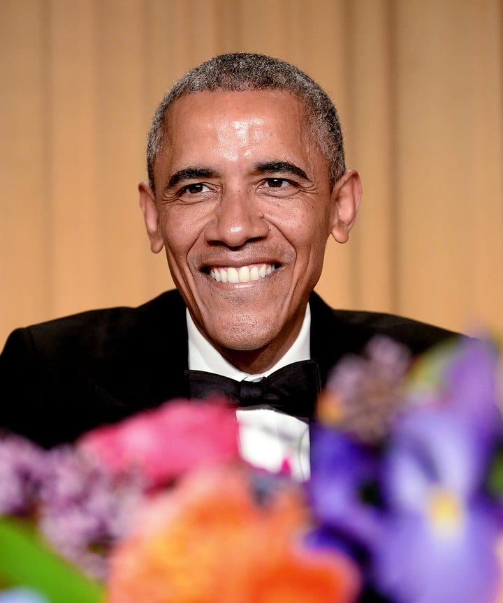 Barack Obama, Favorite Songs 2017 Chance Kendrick Jay Z