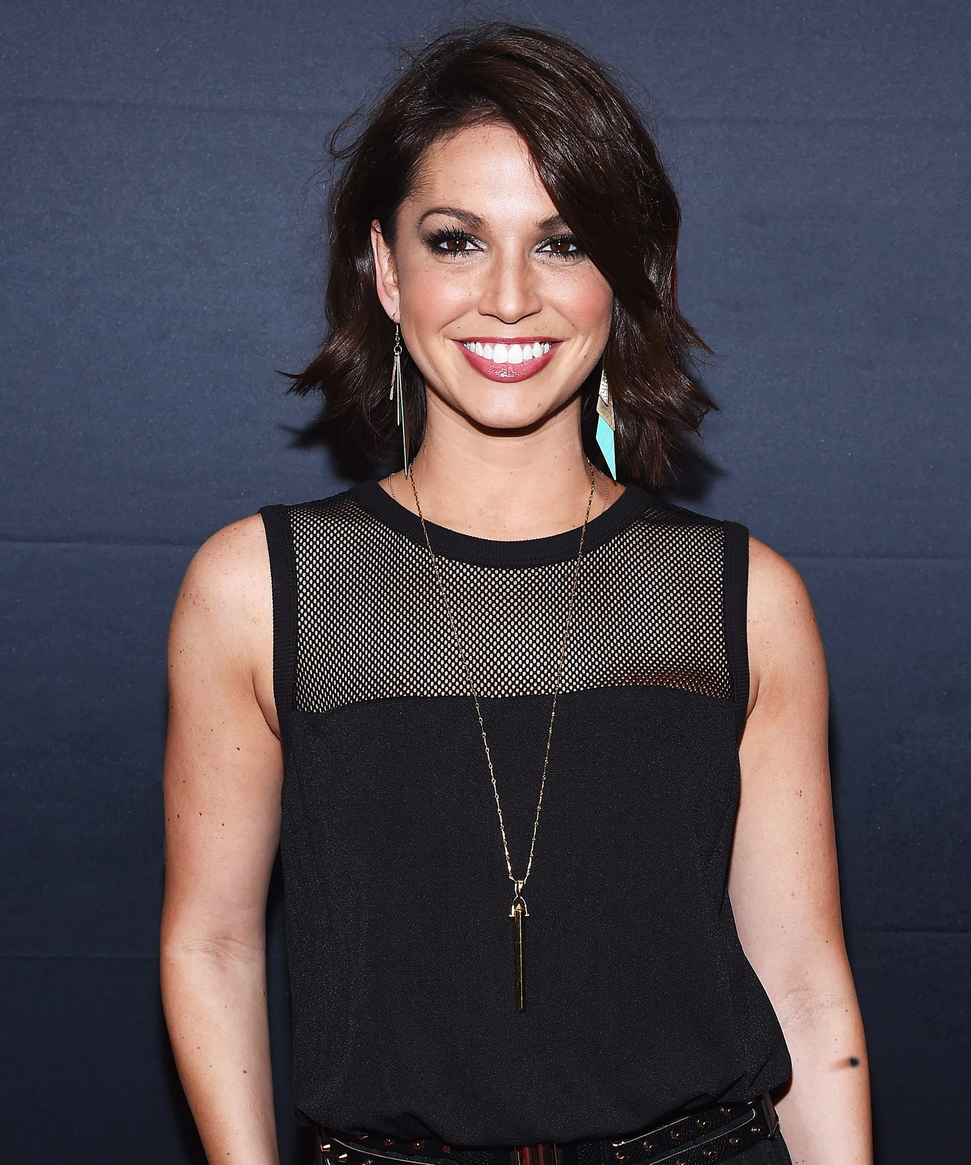 Latest Pictures Melissa Rycroft Sick After Dominican Republic Trip