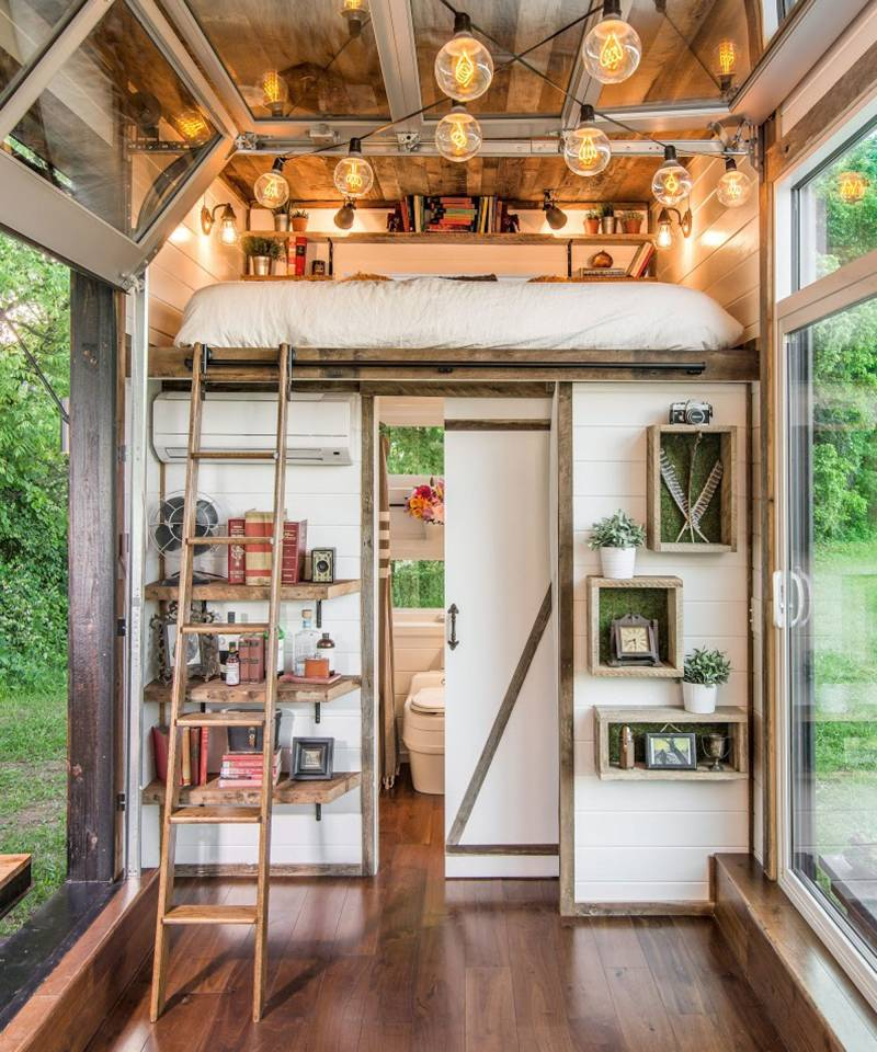 Adorable New Frontier Alpha Tiny Home Tiny House Hunters Full Episodes Youtube Tiny House Hunting Full Episodes Free