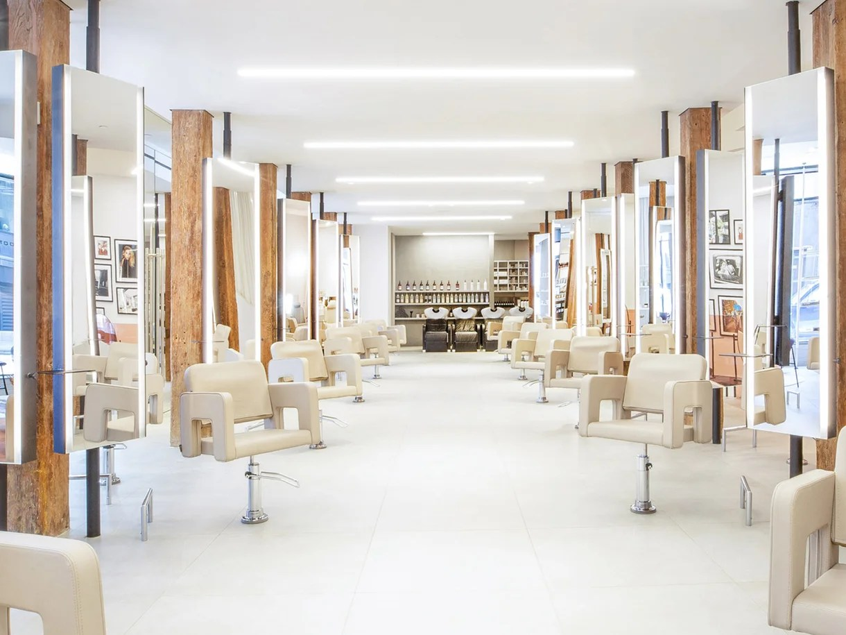 Salon Who's Next The Best Hair Salons And Hairdressers In New York City