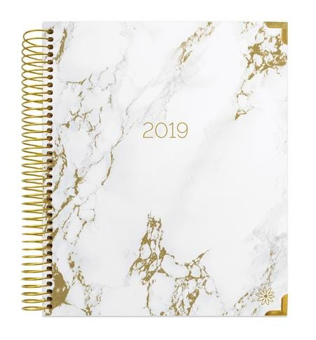 Best Planners For 2019 Organization To Meet Your Goals