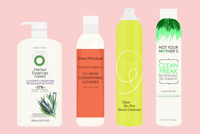 Alternative Shampoo Shampoo Alternatives For Curly Hair