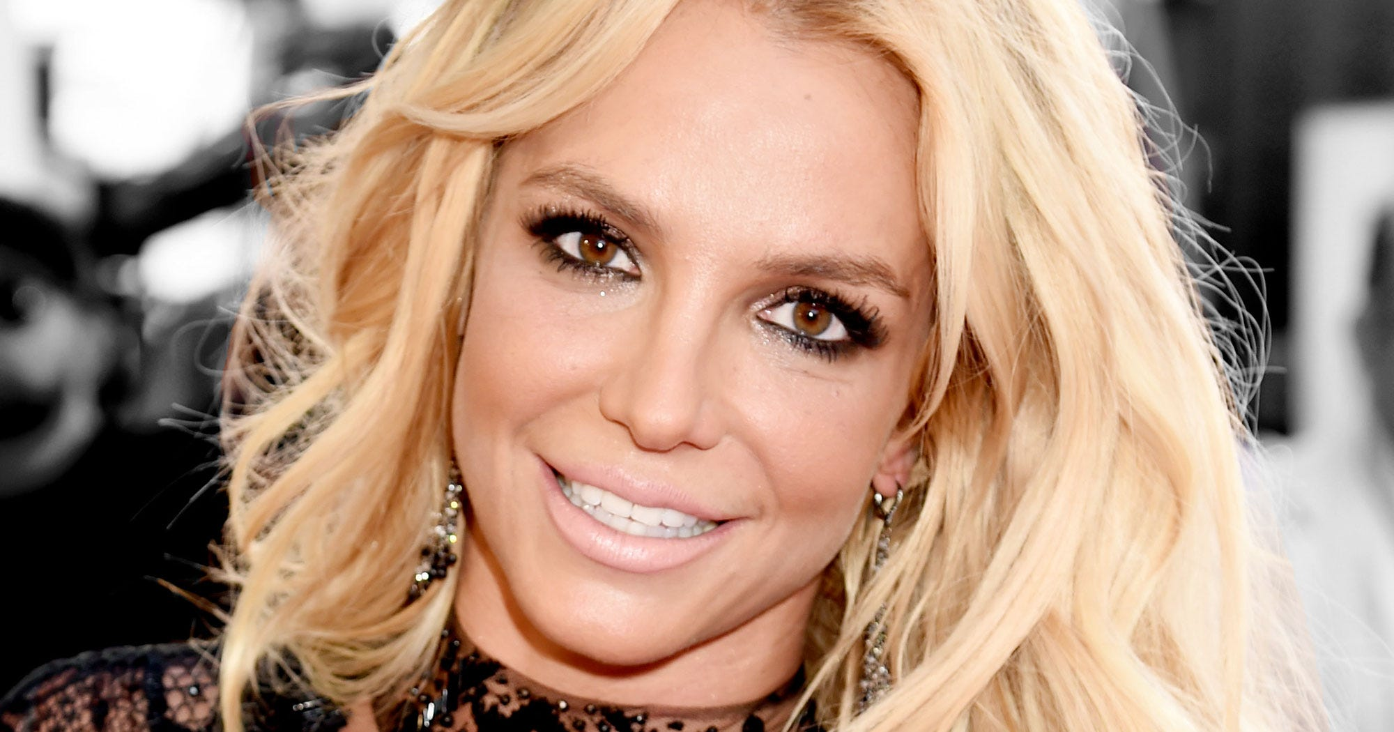 Beauty Girl In The World Wallpaper Britney Spears Photos Over The Years Hair Makeup Looks