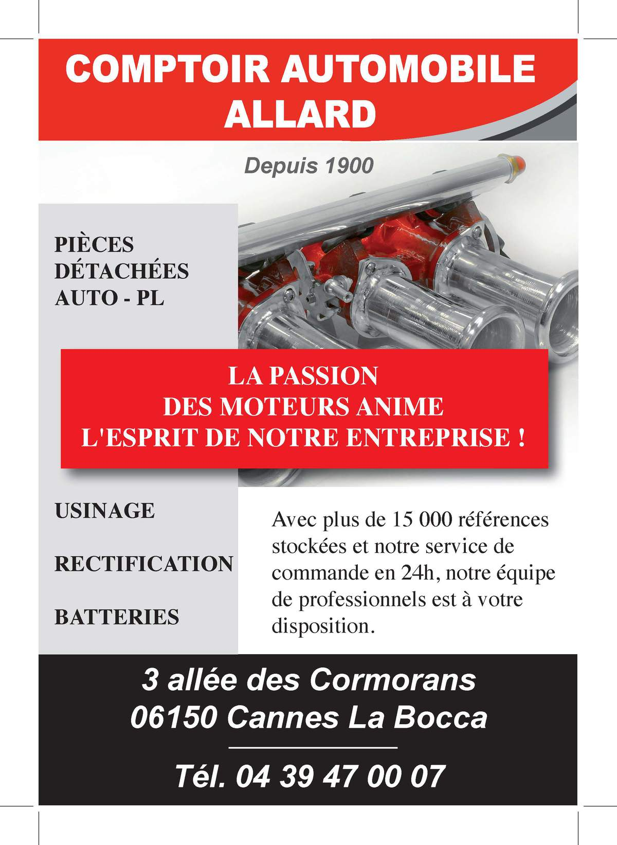 Comptoire Automobile Comptoir Automobile Allard Club Football Union Sportive De