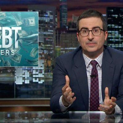 Last Week Tonight with John Oliver: Retirement Plans (HBO) - Snapzu.com