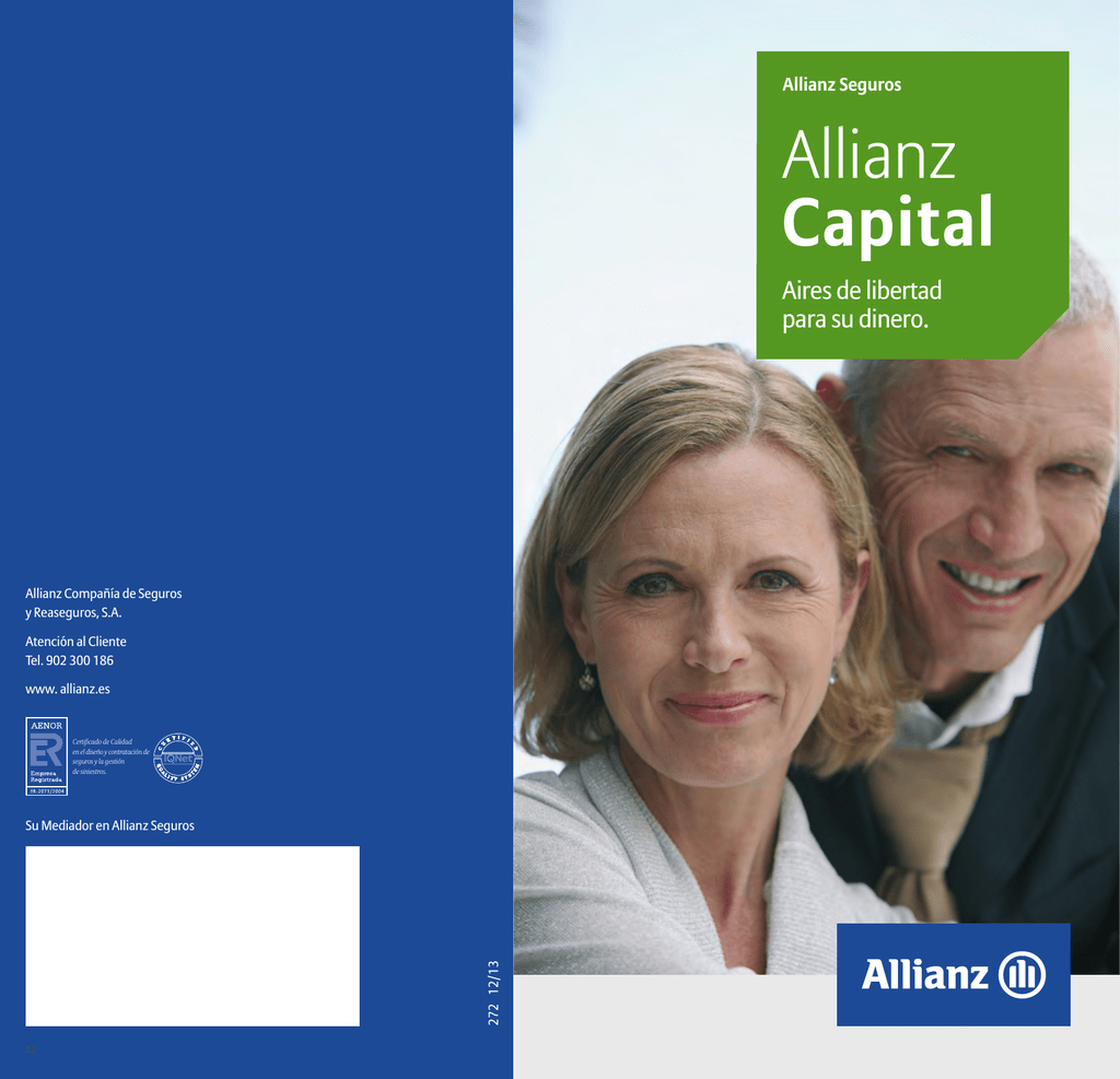 Allianz Cuadro Medico Allianz Capital Vivir De Los Intereses