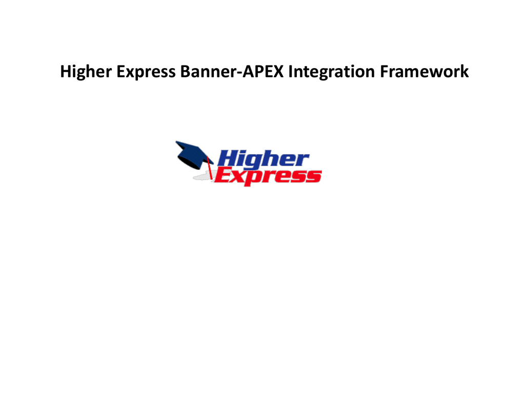 Store Banne Integral Electrique Higher Express Banner Apex Integration Framework