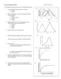 Restriction Enzyme Worksheet. Worksheets. Ratchasima ...