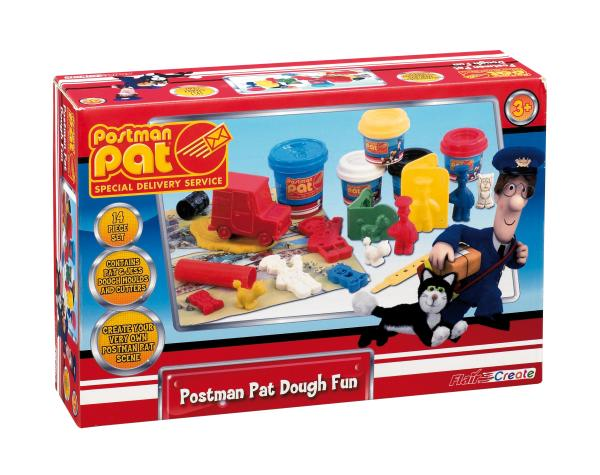 Postman Pat Fun Dough Set Toys Thehutcom