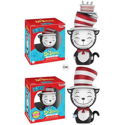 Dr Seuss Cat in the Hat Dorbz Vinyl Figure Pop In A Box US
