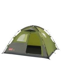 Coleman Instant Dome Tent - 3 Person Garden   Zavvi.com