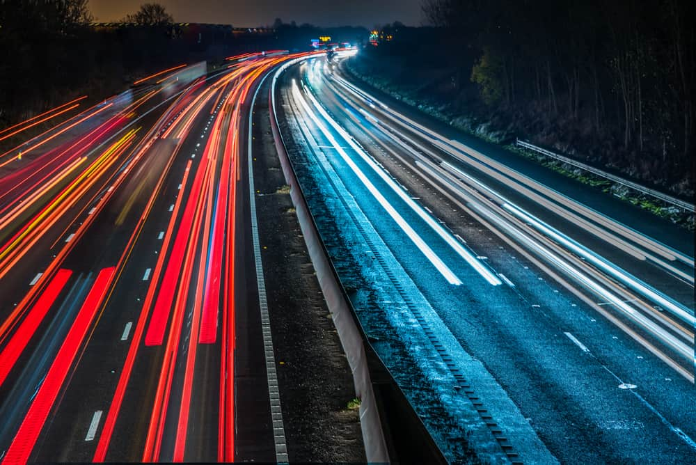 Car Lights Night Wallpaper Driving At Night Six Top Tips For Safe Travel In The Dark